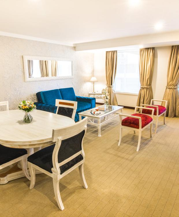 Suite GHL Hotel Hamilton Hotel GHL Collection Hamilton Bogota