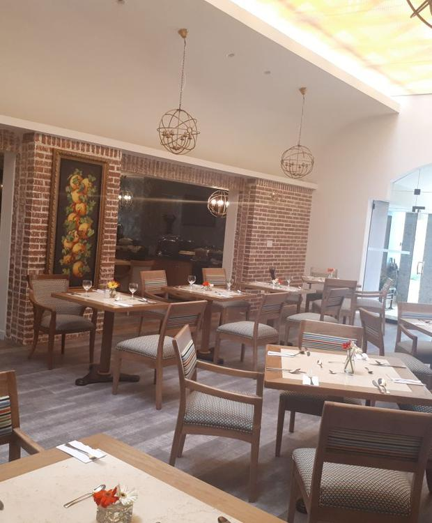 Cook´s Restaurant GHL Hotel Hamilton Hotel GHL Collection Hamilton Bogota