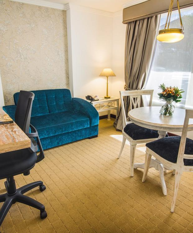 Junior Suite GHL Hotel Hamilton Hotel GHL Collection Hamilton Bogota