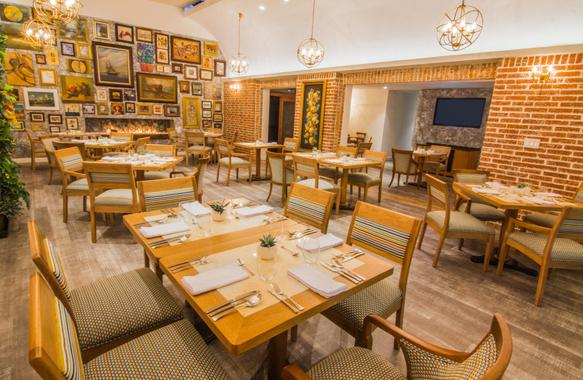 Restaurant Cook´s Hotel GHL Collection Hamilton Bogota