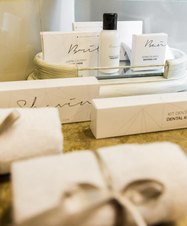 Amenities of the GHL Hotel Hamilton Hotel GHL Collection Hamilton Bogota