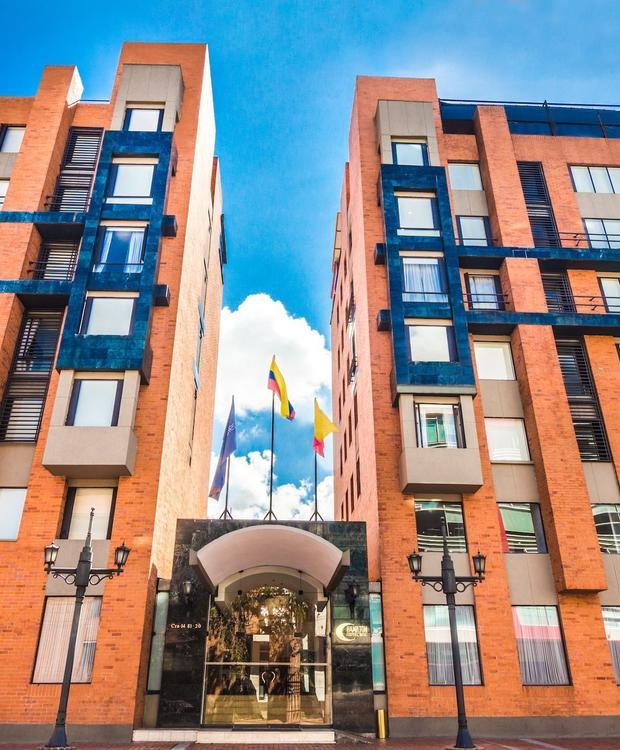 home_horizontal Hotel GHL Collection Hamilton Bogota