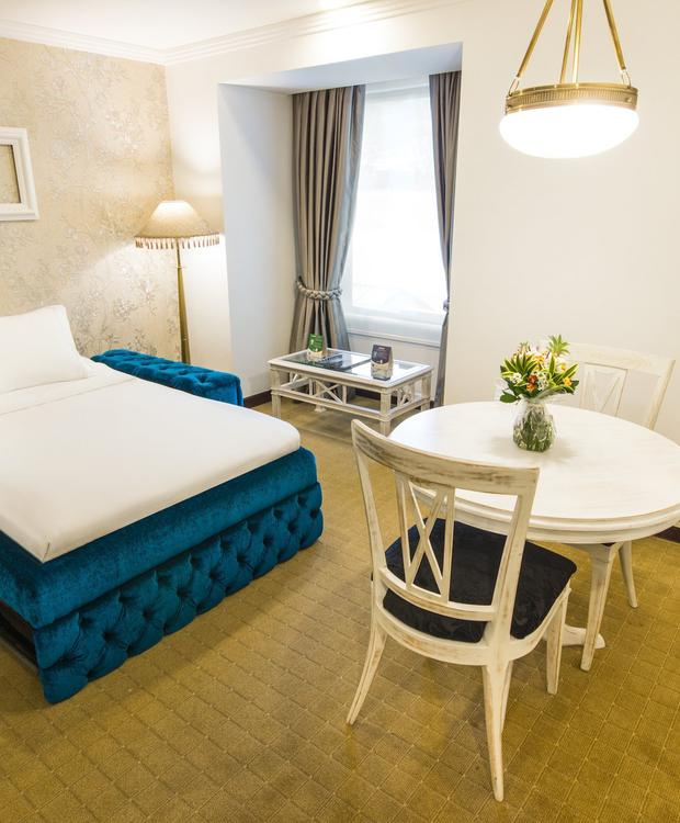 Junior Suite Additional GHL Hotel Hamilton Hotel GHL Collection Hamilton Bogota