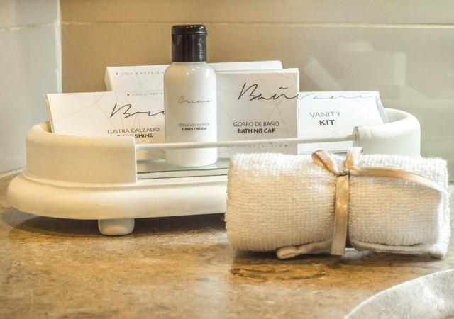 AMENITIES JUST FOR YOU Hotel GHL Collection Hamilton Bogota